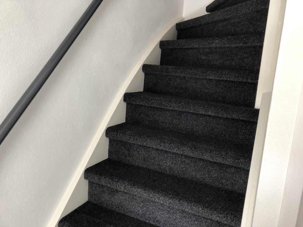 Trap bekleden inclusief tapijt aanbieding